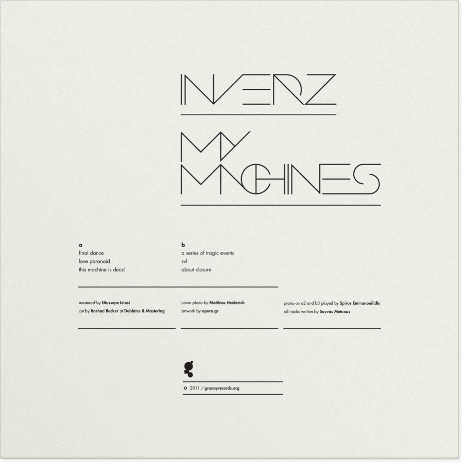 Inverz — My Machines