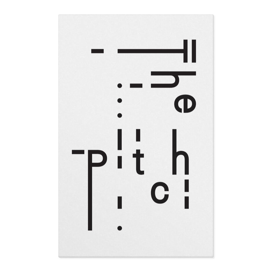 The Pitch — S/T
